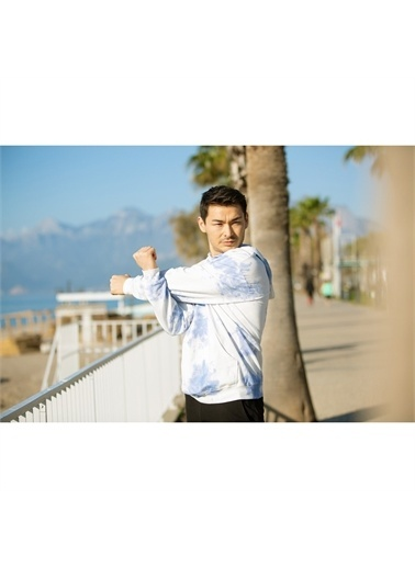 MoonSports Sweatshirt Mavi